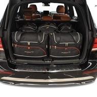Mercedes Benz GLE SUV 2015+ Set de 5 bagaje