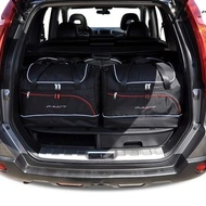 NISSAN X-TRAIL 2007-2014 CAR BAGS SET 5 PCS