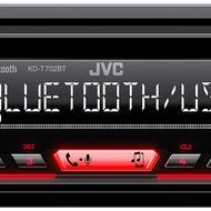 Receptor CD 1-DIN JVC KDT702BT