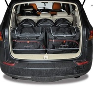 SUBARU TRIBECA 2005-2014 CAR BAGS SET 5 PCS
