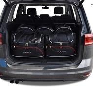 VW TOURAN 2015- CAR BAGS SET 5 PCS