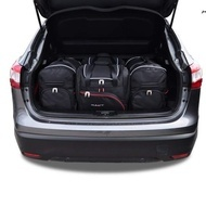 NISSAN QASHQAI 2014+ CAR BAGS SET 4 PCS