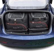 TESLA MODEL 3 2017+ CAR BAGS SET 5 PCS