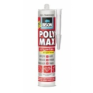 BISON Poly Max Cristal Express transparent MS polimer 300g
