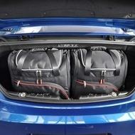 BMW seria 6 Cabrio 2011+ Set de 4 bagaje