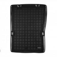 Covoras tavita portbagaj negru pentru BMW Seria 7 G11 2015+