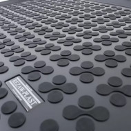 Covoras Tavita portbagaj Negru pentru OPEL CROSSLAND X 2017 -