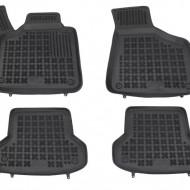 Covorase Presuri Auto Negru din Cauciuc pentru AUDI A3 S3 8P 8P1 Hatchback 8PA Sportback 8P7 Cabriolet (2003-2013)