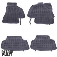 Covorase Presuri Auto Negru pentru SEAT Leon III 2013+, Leon ST 2014+