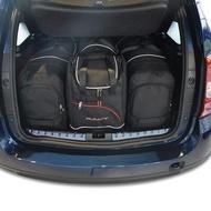DACIA DUSTER 2010-2017 CAR BAGS SET 4 PCS