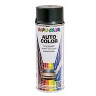 DUPLICOLOR Vopsea retus auto metalizata Gri Direct cod 883583