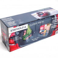Kit/set organizator portbagaj- STAYHOLD SUPERPACK