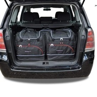 OPEL ZAFIRA 2005-2014 CAR BAGS SET 5 PCS