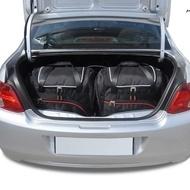PEUGEOT 301 2012+ CAR BAGS SET 5 PCS