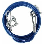 Cablu remorcare din otel, sarcina maxima 2200 KG