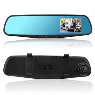 Camera auto Siegbert tip oglinda retrovizoare, inregistrare dubla fata/ spate, nightvision, 4.33