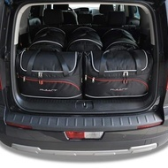 CHEVROLET ORLANDO 2010-2018 CAR BAGS SET 5 PCS