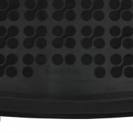 Covoras tavita portbagaj negru pentru Skoda OCTAVIA II 2004 - 2013
