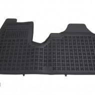 Covorase Presuri Auto Negru din Cauciuc Citroen Jumpy II Fiat Scudo II pentru PEUGEOT Expert II