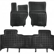 Covorase Presuri Auto Negru din Cauciuc pentru Land Rover DISCOVERY V L462 (2017-) Range Rover SPORT II L494 (2013-2020)