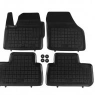 Covorase Presuri Auto Negru din Cauciuc pentru Land Rover Freelander II (2007-2014)