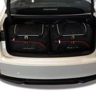 LEXUS IS HYBRID 2013+ CAR BAGS SET 4 PCS