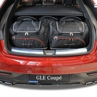 Mercedes Benz GLE Coupe 2015+ Set de 5 bagaje