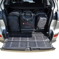 MITSUBISHI OUTLANDER 2006-2012 CAR BAGS SET 4 PCS