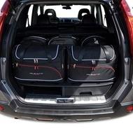 NISSAN X-TRAIL 2007-2014 CAR BAGS SET 5 PCS