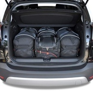 OPEL CROSSLAND X 2017+ CAR BAGS SET 4 PCS