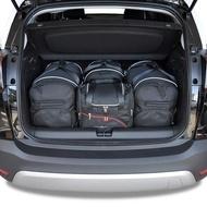 OPEL CROSSLAND X 2017+ CAR BAGS SET 4 PCS