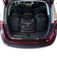 RENAULT GRAND SCENIC 2009-2013 CAR BAGS SET 4 PCS