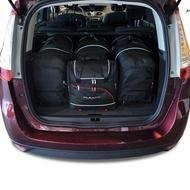 RENAULT GRAND SCENIC 2009-2013 CAR BAGS SET 4 PCS