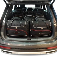 SEAT TARRACO 2018+ CAR BAGS SET 5 PCS