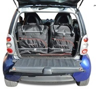 SMART FORTWO COUPE 1998-2007 CAR BAGS SET 2 PCS
