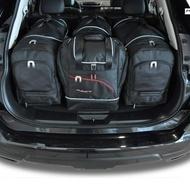 NISSAN X-TRAIL 2014+ CAR BAGS SET 4 PCS