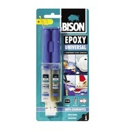 BISON Epoxy Universal - adeziv universal 2*12ml BL