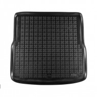 Covoras Tavita portbagaj Negru pentru VW Golf 5 V Variant 07- 09 Golf 6 VI Variant 08 -13