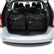 DACIA LOGAN MCV 2013+ CAR BAGS SET 5 PCS