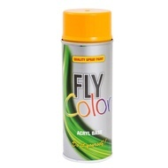 DUPLICOLOR Fly Color galben RAL 1007 - 400ml cod 400697