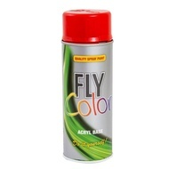 DUPLICOLOR Fly Color rosu trafic RAL 3020 - 400ml cod 409416