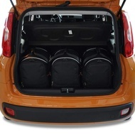 FIAT PANDA 2012+ CAR BAGS SET 3 PCS