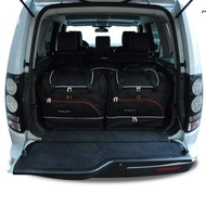 LAND ROVER DISCOVERY 2010-2016 CAR BAGS SET 5 PCS
