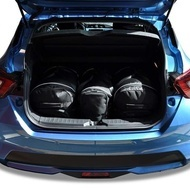 NISSAN MICRA 2017+ CAR BAGS SET 3 PCS