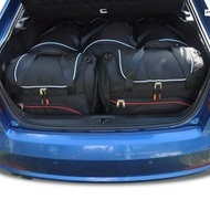 SKODA OCTAVIA HATCHBACK 2004-2013 CAR BAGS SET 5 PCS