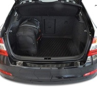 SKODA OCTAVIA LIFTBACK 2013+ CAR BAGS SET 5 PCS