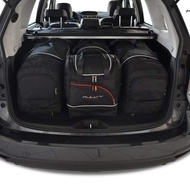 SUBARU FORESTER 2012+ CAR BAGS SET 4 PCS