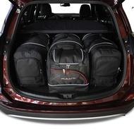 Toyota Rav4 2013-2018, Set de 4 bagaje