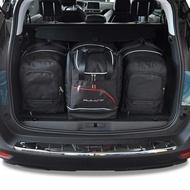 PEUGEOT 5008 2017+ Set de 4 bagaje