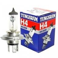 Bec auto cu halogen Tungsram H4, 55W, P43T